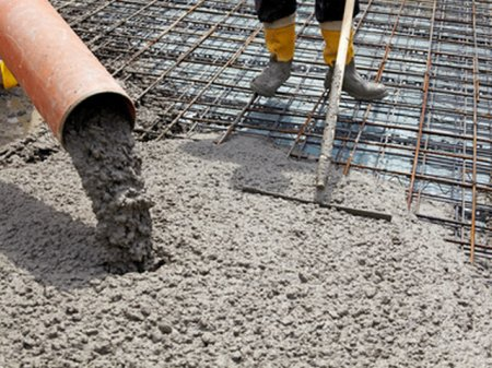 Марки бетона: состав и применение